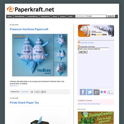 PaperToys | Pearltrees
