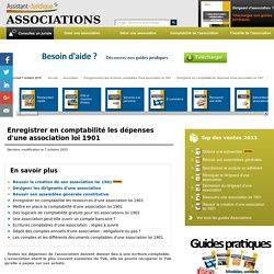 Enregistrer En Comptabilite Les Ressources D Une Association Loi