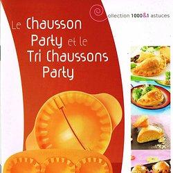 Chausson Party Livret de recettes Tupperware