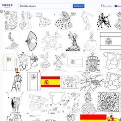 Coloriage espagne - Coloriage espagnol ...