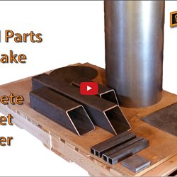 Rocket Stove Heater Parts List and Build Sequence - Part 1