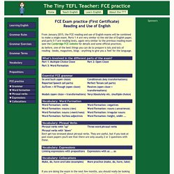 Preliminary English Test (PET): Practice Tests and Exercises from