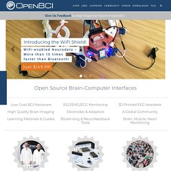 Epoc EEG Softwares | Pearltrees