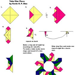 19 Star Piecebmp 558x603 Modular Origami