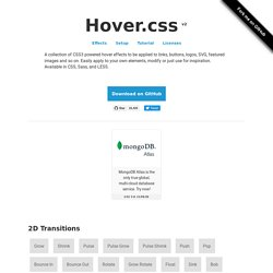 Hover Effect Ideas | Pearltrees