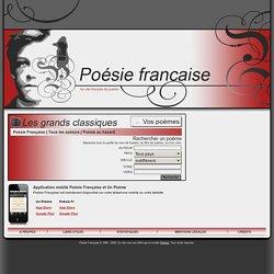 poèmes coquins française