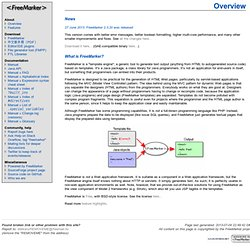 Freemarker java template engine library overview pearltrees freemarker java template engine library overview pronofoot35fo Choice Image