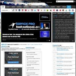 forum foot en direct
