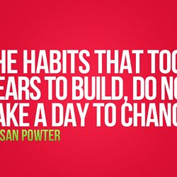 How Long Does It Take to Change a Habit?   Pearltrees