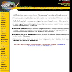 math worksheet : aaa math grade 6 fractions  worksheets organized by grade : Aaa Math Worksheets