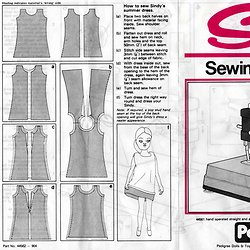 Free Clothes Patterns: 11 1/2-12