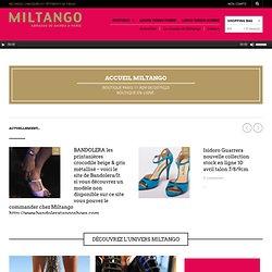 Chaussure Neo Tango Paris