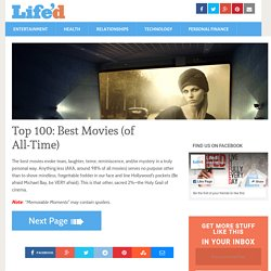 Top 10 Websites To Watch Movies Online For Free | Pearltrees