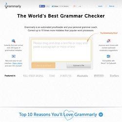 grammar check online