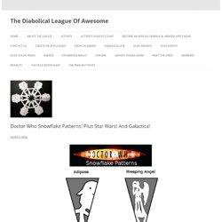 snowflake designs templates