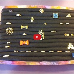 fabriquer un porte bague bijoux populaires 2018. Black Bedroom Furniture Sets. Home Design Ideas