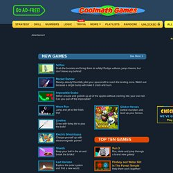 Cool Math Games - Free Online Math Games, Cool Puzzles, and More ...