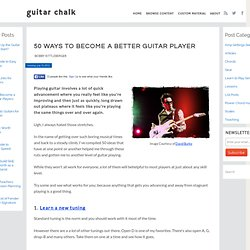free jazz guitar tabs