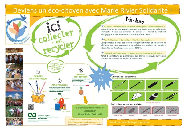 0. Op Terracycle Affiches