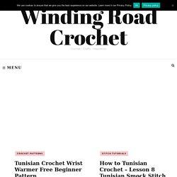 e8e18a02ed1 Crochet Sensory Book Free Pattern - Winding Road Crochet