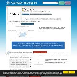 740d69cf801dc0 Travailler chez Zara   Pearltrees