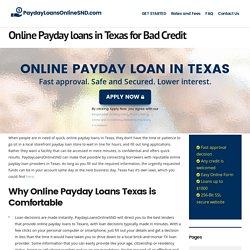 Td bank cash loans picture 3