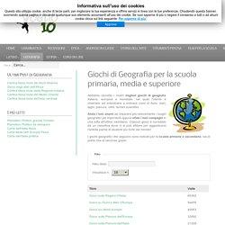 geografia giochi didattici online dating