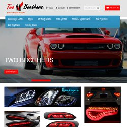 Led Tail Lights Banner Pearltrees
