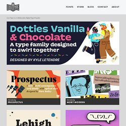 Free Font Pages | Pearltrees