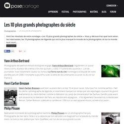 reporter photographe connu