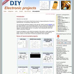 free electronics projects and circuit diagrams schematics for rh pearltrees com