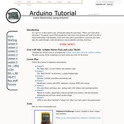 How To Learn Ardublock