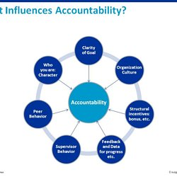 what influences accountability  the accountability ladder