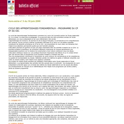 BULLETIN OFFICIEL 2008 EBOOK