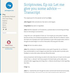 how to write a screenplay script example screenwriting tips