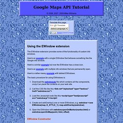 directions google maps en français