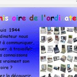 LHISTOIRE DE LORDINATEUR EBOOK