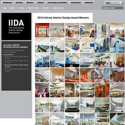 2014 Library Interior Design Award Winners Image