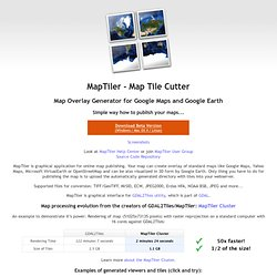 Cartography Tools | Pearltrees