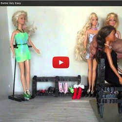 c65530e6d1 How to Make Doll Shoes For Your Barbie Very Easy