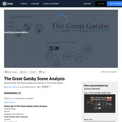 thug notes great gatsby