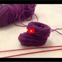 A vos aiguilles !: Tricoter des petits chaussons… le pied !