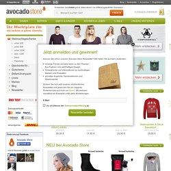 Avocado Store Öko Mode Eco Fashion Lifestyle Bio Design