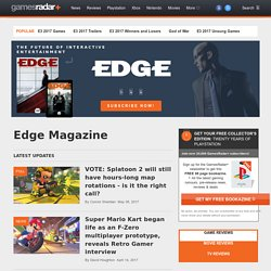 Edge Magazine - Video Games, Game News, and Gaming Jobs