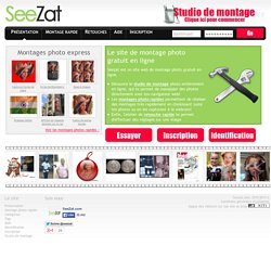 seezat montage photo gratuit