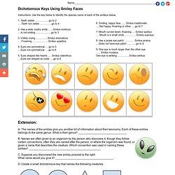 protist dichotomous key worksheet activity | The Biology Classroom ...