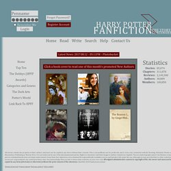 Over 80,000 Harry potter stories | Pearltrees