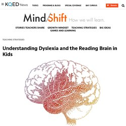 Understanding Dyslexia And The Reading Brain In Kids Mindshift >> 10 Resources To Better Understand Dyslexia Pearltrees