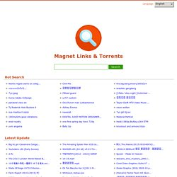 torrent magnet search engine