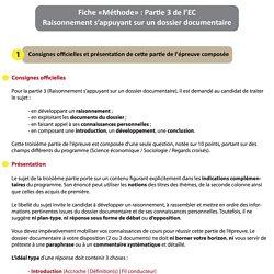 méthode ec3 es
